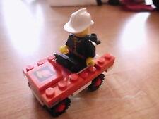 LEGO LEGOLAND 6612 Pompiers-utilisation