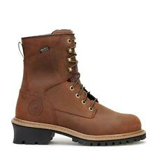 """Irish Setter Red Wing Shoes Men's 8"""" Work Boots Safety Toe Mesabi Brown 83834"""
