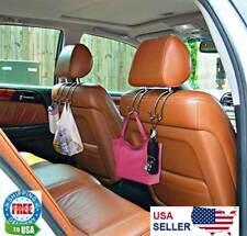 2x Car Hook Organizer Holder Truck Seat Back Purse Coat Bag Hanging Hanger Bag