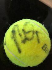 Pete Sampras, Venus Williams, Martina Hingis, James Blake Signed Tennis Ball