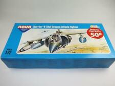 NOVO (ex-Frog) 1/72 Scale Model Aircraft Kit HS HARRIER UNMADE Soviet USSR