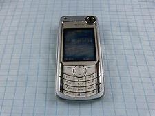 original Nokia 6680 Silberblau.Ohne Simlock! TOP ZUSTAND! Einwandfrei! OVP!