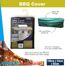 Au BBQ Cover 4 Burner Outdoor UV Gas Charcoal Barbecue Grill Protector