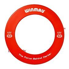 Winmau Dart-Catchring (Dart-Auffangring),rot aus hochwertigem PU