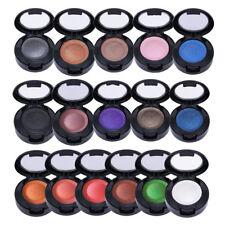 Glitter Colours Eyeshadow Loose Powder Eye Shadow With Brush Waterproof Makeup