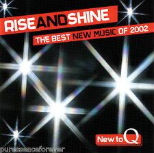 V/A - Q Rise And Shine: Best New Music Of 2002 (UK 21 Trk CD Album) (Q Magazine)