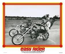 Easy Rider **LARGE POSTER** Dennis Hopper Jack Nicholson HARLEY DAVIDSON Biker
