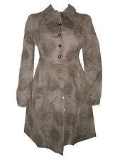 Noa Noa Crayon Coat Mantel Gr.XS Farbe: Chimney NEU