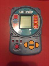 Battleship Electronic Handheld Game - Milton Bradley - 1995 - Tested & Working