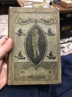 Jules Verne Captain Antifer1895 Fenno & Co 1st American vintage recent find!
