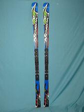 Nordica DOBERMANN World Cup GS EDT race skis 182cm w/ Marker Piston Race Plates~