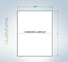 "Full Sheet shipping Labels 8.5"" X 11"" 100 sheets"