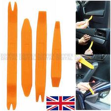 4X Practical Vehicle Audio Door Clip Panel Trim Dashboard Pry Open Removal Tool