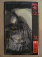 Batman No Mans Land #1 DC Comics 1999 Alex Ross Lenticular 3-D 9.4 Near Mint