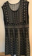 41 Hawthorn Plus Size Sweater Dress Dark Gray Size 2X