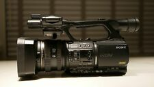 SONY HVR-Z5U HDV MINIDV DVCAM PROFESSIONAL DIGITAL CAMERA CAMCORDER