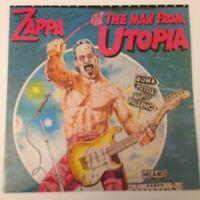 Frank Zappa - The Man From Utopia  UK Vinyl LP Album EMC3500 1986  MINT UNPLAYED