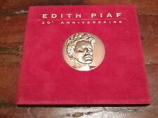 Edith Piaf - 30th Anniversaire Digipack Rouge Velours Red Velvet 2X Cd Ottimo