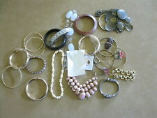 Vintage to Now Costume Jewelry Wearable Lot 2