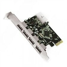Controladora PCIe para A¥adir 4 puertos USB 3.0 Approx Apppcie4p (Cod. Des-84350
