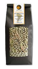 Rohkaffee - Grüner Kaffee Colombia Supremo (grüne Kaffeebohnen 1000g)