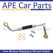 BMW 120D 320D 520D X3 1.8D 2.0D Oil Feed Pipe Bolts & Gasket Rings 11427797405