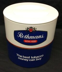 """Collectable """"Rothmans"""" Ice Bucket."""