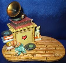 Hummel Goebel 2003 Time To Dance Music Box Scape Limited Edition Brahms Waltz