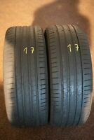 2x Pirelli P Zero PNCS R01 255/40 R21 102Y DOT 4218 5 mm Sommerreifen