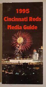 Cincinnati Reds 1995 MLB Baseball Media Guide