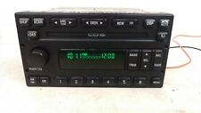 Ford Pioneer 6 CD changer radio MACH audio OEM Explorer Escape Expedition 99-09