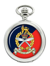Gurkha Staff and Personnel Support Branch, British Army Pocket Watch