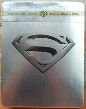 SUPERMAN - ULTIMATE COLLECTOR'S EDITION  - !!! 13 DVD BOX + BOOKLET !!!