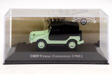 Altaya 1:43 DKW Vemag Candango 1961 Car Diecast Model Limited Edition Collection
