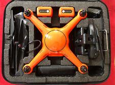 Autel robotics x-star premium 4K Camera Drone With Case, Extras, NO BATTERIES
