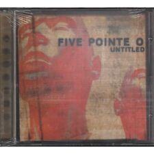 Five Pointe O CD Untitled / Roadrunner Sigillato 0016861845827