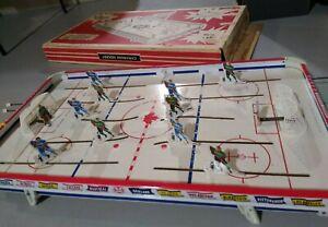 MUNRO CANADIAN HOCKEY TABLETOP GAME 1960s TORONTO MONTREAL No.995 CANADA