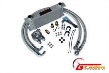 Racimex Ölkühler Kit 16 Reiher Stahlflex Audi 80 90 100 200 A3 S3 S2 S4 S6 RS6