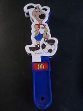 Vintage McDonald's Toy McDonalds toys 1992 Summer Olympics USA Football Rattle