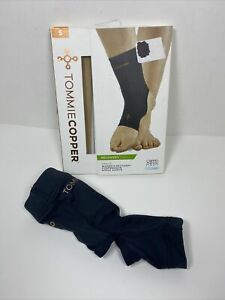 Tommie Copper Women's Recovery Compression Ankle Sleeve Size Small