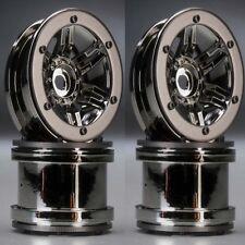Axial AX8095 2.2 Rocksters Crawler Beadlock Wheel (4) Scorpion Wraith AX10 SCX10