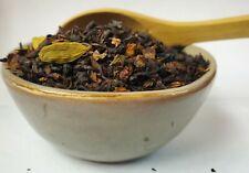 Green Chai Loose Leaf Tea Orange Peel Cinnamon Cloves Cardamom