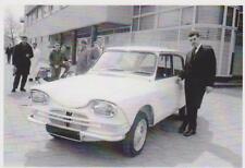carte postale - CITROEN AMI 6 PRESENTATION DE 1961 - 10X15 CM