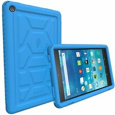For Amazon Fire HD 8�ˆ2016�‰Poetic TurtleSkin Rugged Protective Silicone Case
