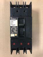 Westinghouse JB JB3225W 225 amp 3 pole 600V Circuit Breaker