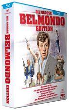 Die große BELMONDO Edition (Abenteuer in Rio, Der Teufelskerl, HO!) [6 BLU-RAYs]