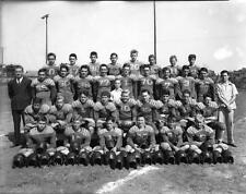 Photo. Mississippi. 1942-3 Crystal Springs HS Football Squad