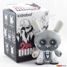 Kidrobot Dunny 2010 2tone series vinyl figure by Doktor A with original box