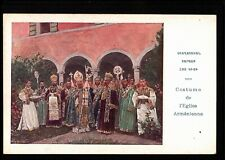 More details for albania albanian locals at bojana river ethnic dress real photo postcard 1913