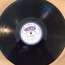 Radio Show: USAF COUNTRY MUSIC TIME #466 SMILEY/KITTY WILSON  #462 G.HAMILTON IV